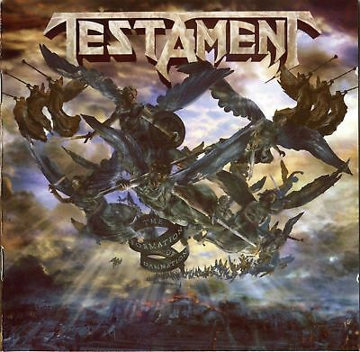The Formation of Damnation TESTAMENT CD ( FREE SHIPPING)