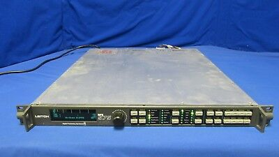 Leitch DPS-575 Digital Processing Synchronizer w/ Audio Option, Connector, Cable