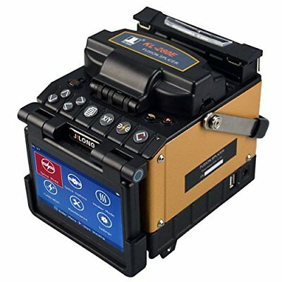 Fiber Optic Fusion Splicer KL-280E Core-Core Alignment Includes Cleaver