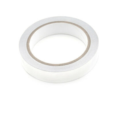 1PC 20mm Aluminum Foil Joint Sealing Radiation Thermal Resist Adhesive Tapes MW