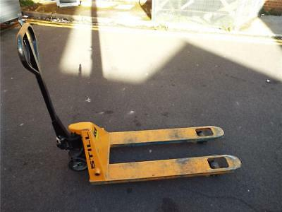 STILL Pallet Truck Manual 2500KG **Collection Only**