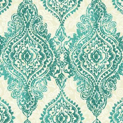 York WallpapHer Boho Chic Wallpaper, Prepasted, (WH2709) NEW Free Shipping