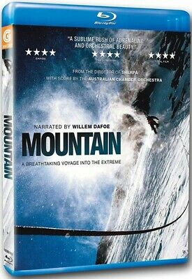 Mountain [New Blu-ray]