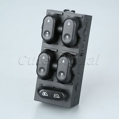 Front Power Door Lock Switch Button Driver Side Left LH for 03-08 Crown Victoria