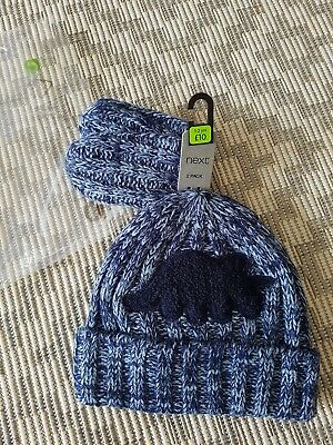 Boys Hat And mittens set