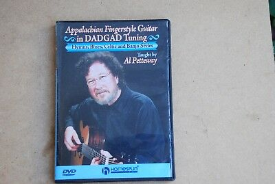 Appalachian Fingerstyle Guitar in DADGAD Tuning DVD