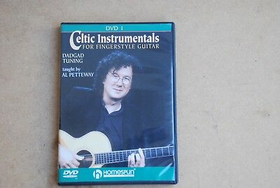 Celtic Instrumentals For Fingerstyle Guitar DVD