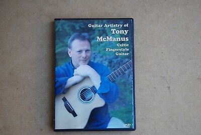Tony McManus Celtic Fingerstyle Guitar  DVD
