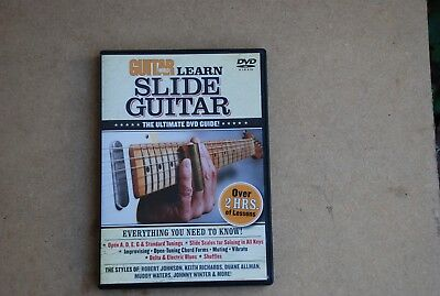 Learn Slide Guitar DVD