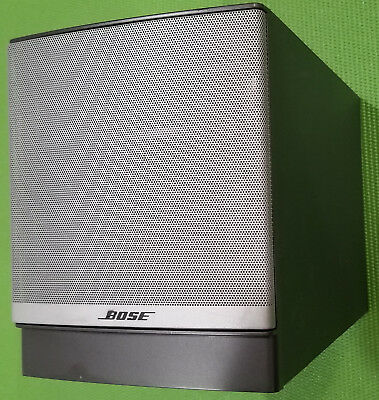 UNTESTED Bose Companion 3 Series II Multimedia Speaker System Subwoofer ONLY