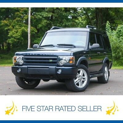 Land Rover Discovery SE 53K mi 4WD Serviced Diff Lock Florida CARFAX 2004 Land Rover Discovery SE 53K mi 4WD Serviced Diff Lock Florida CARFAX