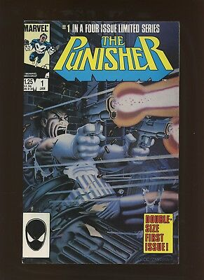 Punisher: Limited Series 1 VF 8.0 * 1 Book Lot *
