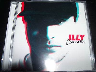 Illy Cinematic Aussie Hip Hop CD - Like New