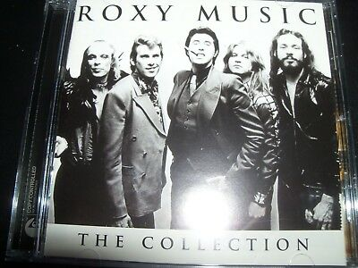 Roxy Music (Bryan Ferry) The Collection Very Best Of (Australia) CD – Like New