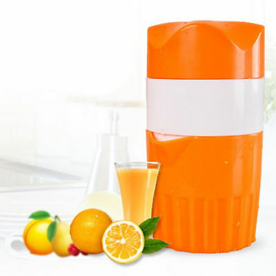Manual Lemon Press Fruit Squeezer Juice Extractor Machine Orange Juicer Citrus