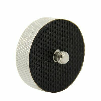 """CAMVATE 3/8""""-16 to 1/4""""-20 male Screw Thread Adapter Mount for Tripod Camera"""