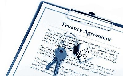 Tenancy Agreement (England & wales) Sent via Email Within 24 Hours From Sale