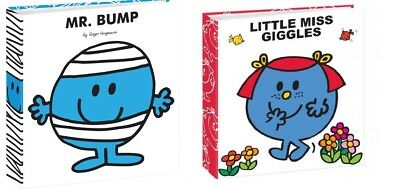 "2 PACK Mr Men Photo Albums 6""x 4""/10x15cm Slipin Memo Photo Album 280 Photos"
