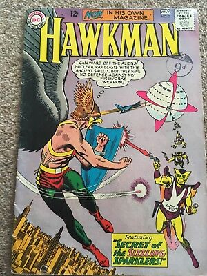 Hawkman 1964 comic issue number 2