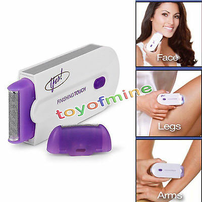 Yes Finishing Touch Hair Remover As   on TV Instant & Pain Free Hair Removal