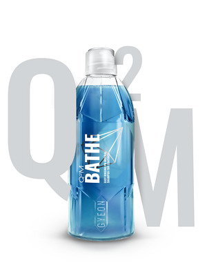 Gyeon Q2M Bathe Shampoo 400ml Brand New, FREE UK P&P