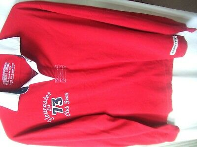 Gloucester rugby club shirt. Size XXL. Excellent condition. Worn 3 times only/