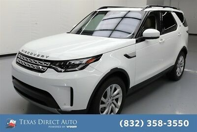 Land Rover Discovery HSE Texas Direct Auto 2017 HSE Used 3L V6 24V Automatic 4WD SUV Premium