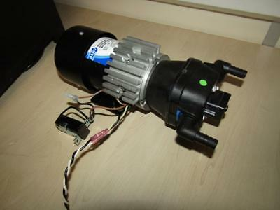 Jabsco Industrial Diaphragm Water Pump From Laser Cooling Unit.