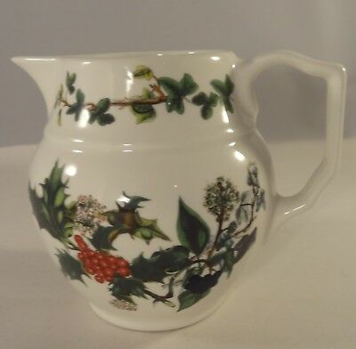"Portmeirion The Holly & The Ivy 3 3/4"" Creamer or Milk Or Cream Jug"