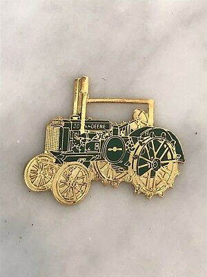 Vintage NOS JOHN DEERE Pocket Watch/Key Fob