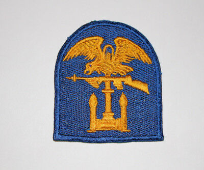 Authentic German Made U.S. Army Engineer Special Brigade Shoulder Insignia Patch