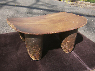 The Only 19th c. African Senufo Stool on Ebay