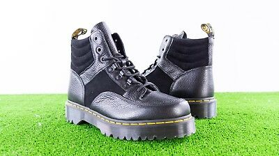 cfa32820fc1 Dr Martens Zuma Hiker Ankle Boots Leather Suede Upper Sz. 11 Womens uk 9  $245