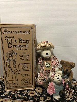 The Boyd's Collection- T.J's Best Dresses 20th Anniversary Limited Edition