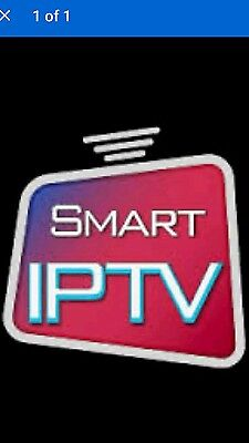 12MONTH IPTV & VOD subscription For firestick And Androix Box Using