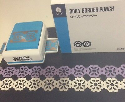 "Creative Memories ""Doily"" Border Punch"