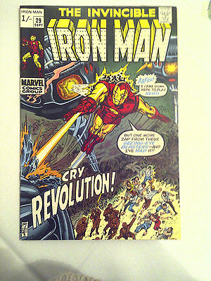 Iron Man  #29  VF/NM