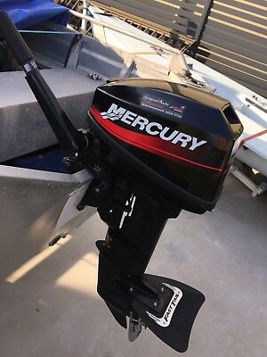 15hp Mercury Outboard