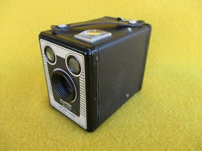 Vintage Kodak Box Brownie Camera Six 20 Model D England Photo Collector  Old