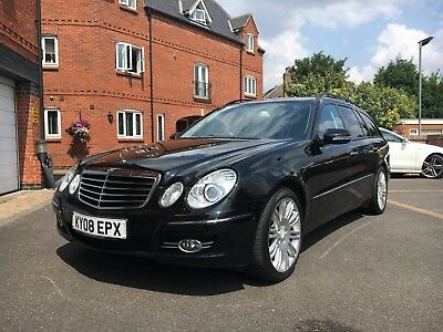 Mercedes Benz E class estate E280cdi sport estate 7 seat