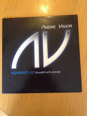 Andre Visior- Speed Up