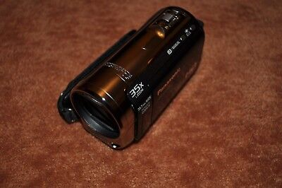 Panasonic HDC-SD60 Full HD Camcorder Video Camera With Case, Memory Card