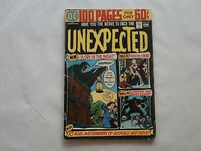 *AR*DC Horror The Unexpected #159 Oct 1974 100 Pages Swami of Broadway! G/VG