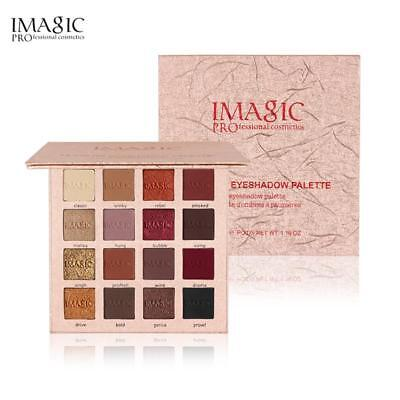 IMAGIC professional cosmetic 16 colour eyeshadow palette