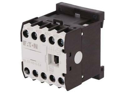 DILER-40-G-24DC-E Contactor4-pole 24VDC 6A NO x4 DIN, on panel Series