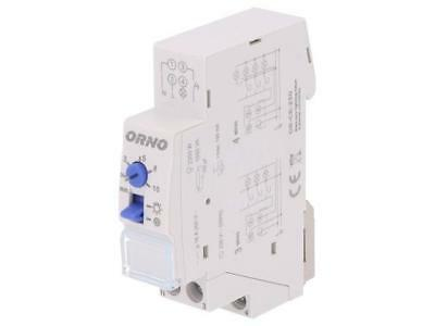 OR-CR-230 Staircase timer IP20 230VAC SPST-NO DIN 16A -20÷55°C  ORNO