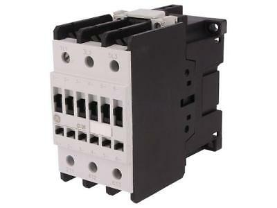 CL08A300M6 Contactor3-pole 230VAC 80A NO x3 DIN, on panel Series CL