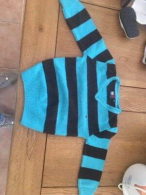 Pull Tommy Hilfiger 92 Cm 18 24 Mois 2 Ans