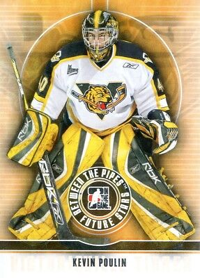 08-09 Between the Pipes #27 Kevin Poulin Eisbären Berlin Victoriaville Tigres