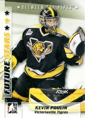 07-08 Between the Pipes #32 Kevin Poulin Eisbären Berlin Victoriaville Tigres